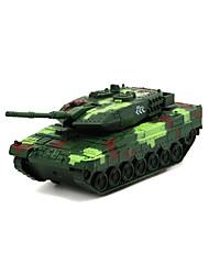 Недорогие -Танк Игрушечные грузовики и строительная техника / Игрушечные машинки 1:32 моделирование Универсальные Детские Игрушки Подарок
