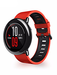 cheap -Smartwatch Water Resistant / Water Proof Video Camera Heart Rate Monitor Hands-Free Calls Message Control AudioActivity Tracker Sleep