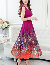 Floral Patterns Dresses