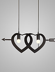 Designer style/ Iron and art chandelier/Modern/Contemporary Vintage Painting Feature for Mini Style Designers MetalBedroom Dining Room