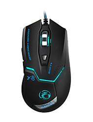 Новая проводная игровая мышь 6 кнопок компьютерные мыши геймер usb мышь 2400dpi оптическая мышь