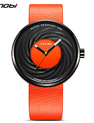 SINOBI Men's Sport Watch Dress Watch Fashion Watch Bracelet Watch Unique Creative Watch Japanese Quartz Water Resistant / Water Proof