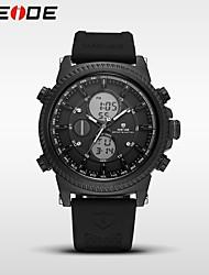 WEIDE Pánské Sportovní hodinky Hodinky k šatům Módní hodinky Digitální hodinky japonština Křemenný DigitálníKalendář Voděodolné Hodinky s