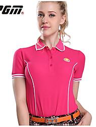 preiswerte -Damen Kurzarm Golf