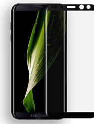 preiswerte -Displayschutzfolie Samsung Galaxy für S8 Plus S8 Hartglas 1 Stück Vorderer Bildschirmschutz 9H Härtegrad High Definition (HD)