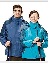 Herrn Damen 3-in-1 Jacken Hosen/Regenhose für Klettern Frühling L XL XXL XXXL 4XL