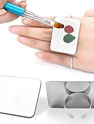 Ring Palette Nail Art Decorations Flashes Nail Art Design