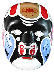 cheap -Halloween Masks Hand-Painted Mask Toys Others Other Horror Pieces Unisex Gift