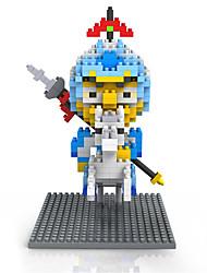 Недорогие -LOZ Конструкторы Алмазные блоки LOZ Воин Своими руками Игрушки Подарок