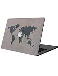 """abordables -MacBook Funda Caricatura CLORURO DE POLIVINILO para Nuevo MacBook Pro 15"""" / Nuevo MacBook Pro 13"""" / MacBook Pro 15 Pulgadas"""