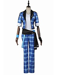 cheap -Inspired by Cosplay Cosplay Video Game Cosplay Costumes Cosplay Suits Fashion Other Shirt Top Pants Gloves Belt More Accessories