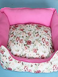 Bed Pet Mats & Pads Patchwork Rose