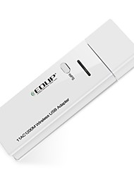 baratos -Edup usb wireless wifi adapter 1200mbps 11ac dual band wirelss placa de rede wifi dongle ep-ac1601