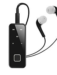 cheap -Cwxuan® Universal Separable Collar Clip-on In-ear Stereo Bluetooth V4.1 Earphone  / Mic