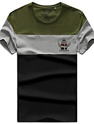 preiswerte -Herrn T-Shirt für Wanderer Atmungsaktiv T-shirt Oberteile für Angeln Sommer M L XL XXL XXXL