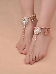 cheap -Women's Anklet/Bracelet Imitation Pearl Alloy Handmade Fashion Vintage Drop Jewelry For Daily Casual 1 pcs