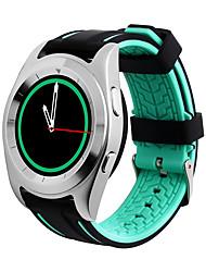 Yyg6 montres intelligentes / surveillance du rythme cardiaque / surveillance du sommeil / rappel en temps réel étape par étape / intelligent