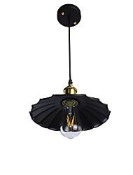QSGD DT-08A Industrial Loft  Ceiling Lamp Fixture Pendant Light Bulb DIY Chandelier Decor