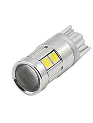 cheap -SO.K 4pcs T10 Car Light Bulbs 3 W SMD 5050 200 lm LED Turn Signal Light For universal