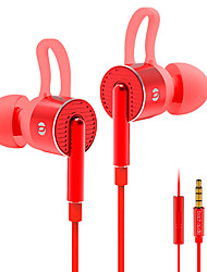 Em05 In-Ear-Metal-Bass-Kopfhörer High-Fidelity-Monitor Ohrstecker mit drahtgesteuerter Tuning-Funktion