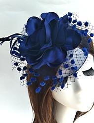 cheap -Fascinators Hats Birdcage Veils Headpiece Classical Feminine Style