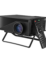 cheap -PH400 LCD Mini Projector WVGA (800x480)ProjectorsLED 1200