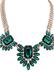 Pendant Necklaces Statement Jewelry Gemstone Chain Palace Luxury