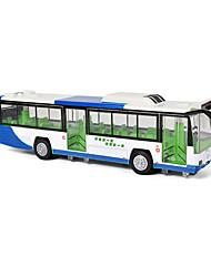 Игрушечные машинки Игрушки Автобус Игрушки Автобус Металлический сплав Куски Универсальные Подарок