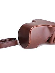 cheap -Dengpin PU Leather Camera Case Bag Cover for Fujifilm X-A10 XA10 (Assorted Colors)