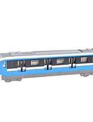 Недорогие -Машинки с инерционным механизмом Поезд Игрушки Шлейф Металл Куски Универсальные Подарок