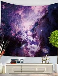 billige -Vægdekor 100% Polyester Moderne Vægkunst, Wall Gobeliner af 1