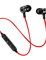 cheap -Circle S6 Magnet Bluetooth Earphone Wireless Bluetooth Headset Sports Running Stereo Super Bass Earbuds With Mic for Mobile Phone