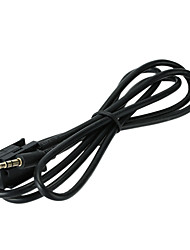 Kkmoon til bmw 3,5 mm mini jack aux i adapter kabel musik radio interface til iphone ipod mp3 cd afspiller