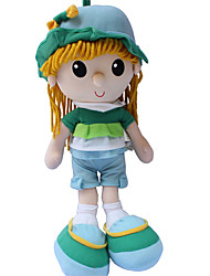cheap -45cm Cartoon Characters Plush Doll Cartoon Lovely Cloth Plush Cute Child Safe Kawaii Lovely DIY Non Toxic Children's Girls' Gift