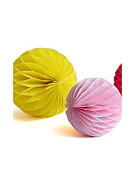 10 Inch 20cm Honeycomb Balls Wedding Birthday Party Decorations Kids Baby Shower Favors Event Party Supplies Paper Lanterns