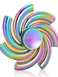 Недорогие -Сбрасывает СДВГ, СДВГ, Беспокойство, Аутизм Товары для офиса Фокусная игрушка Стресс и тревога помощи Новинки сплав цинка Куски