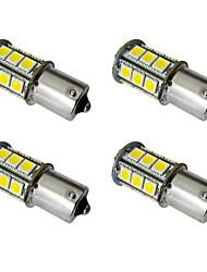 Недорогие -4шт 1156 / 1157 Автомобиль Лампы 2.5W SMD 5050 200lm Светодиодная лампа Внешние осветительные приборы