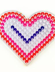 Kit de Bricolage Jouet Educatif Puzzle Art & Dessin Jouets Forme de Coeur Papillon Pièces Non spécifié Enfant Cadeau