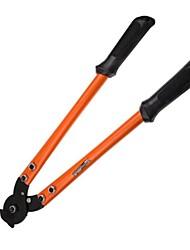 Cavo scudo in acciaio tagliato 24 manuale 250mm - / 1 per tagliare sotto le forbici del cavo filo