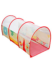 Play Tents & Tunnels Brinquedos Forma Cilindrica Crianças Peças