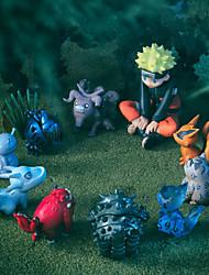Ispirato da Naruto Naruto Uzumaki Anime Costumi Cosplay Figure Anime Azione Altro figura Per N/D