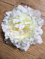 baratos -Flores artificiais 5 Ramo Pastoril Estilo Peônias Flor de Mesa
