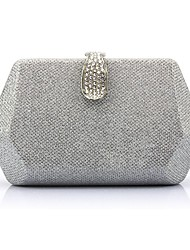 cheap -Women Bags Other Leather Type Clutch Rhinestone for Wedding Event/Party Casual Sports Formal Outdoor Office & Career Spring/Fall All
