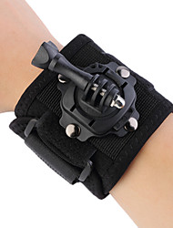 cheap -Wrist Strap Convenient For Action Camera Camping / Hiking Hunting Climbing Skating Swimming Diving Canvas