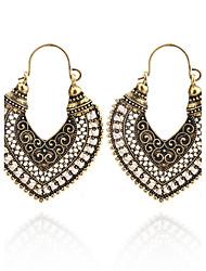 Drop Earrings Jewelry Women's Girls' Bohemian Vintage Movie Jewelry Euramerican Fashion Vintage Friendship Personalized Party Thank You Dailywear