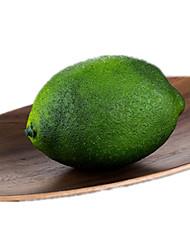 Недорогие -Игрушечная еда Наборы для моделирования Игрушки Ножи для овощей и фруктов Фрукт Лимонный Овощи и фрукты Пластик Универсальные Куски