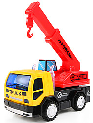 Недорогие -Игрушечные машинки Строительная техника Кран Экскаватор Экскаватор Мальчики Игрушки Подарок