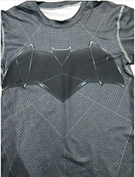 Homens Camiseta de Trilha Secagem Rápida Respirável Pulôver Blusas para Correr Exercício e Atividade Física Verão L XL XXL XXXL XXXXL