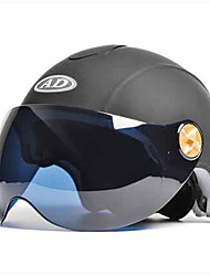 cheap -AD 888  Motorcycle Helmets Electric Car Helmet Men And Women Summer Locomotive Semi - Covered Lightweight Anti - UV Helmet