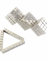 cheap -Magnet Toys Super Strong Rare-Earth Magnets Magnetic Blocks Neodymium Magnet Stress Relievers 216 Pieces 3mm Toys Office Desk Toys Stress